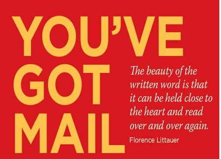 You have mail thumbnail