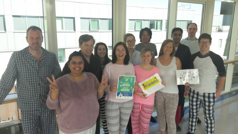 staff initiative to endpjparalysis