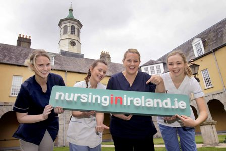 NO FEE Nursing in Irelanda