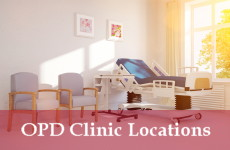 OPD Clinic Locations